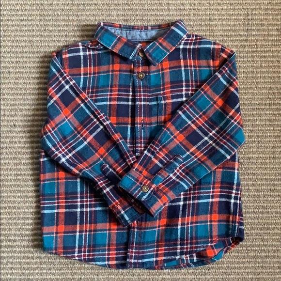 Gymboree Other - Boy's flannel